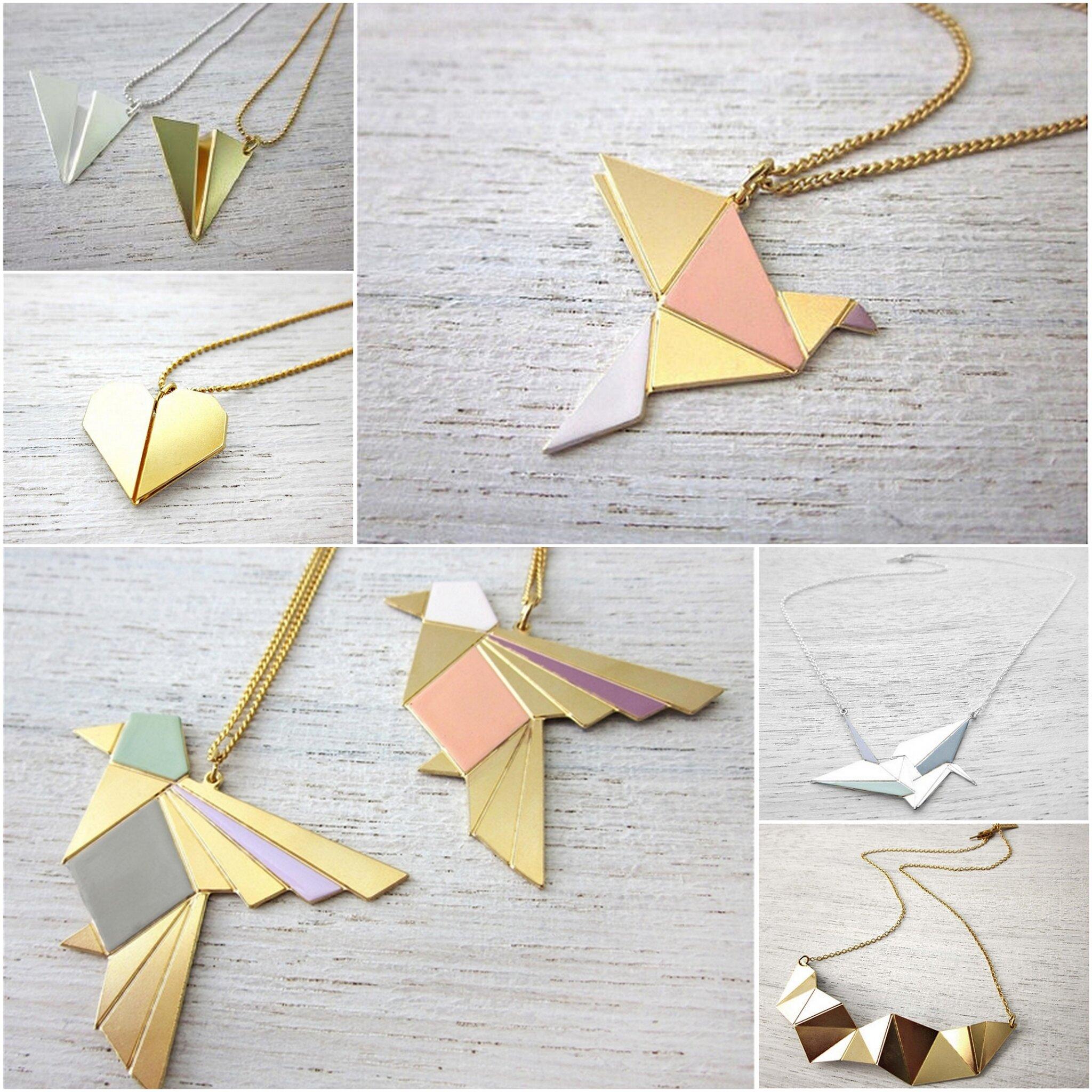 Origami Mon Amour Une Touche De
