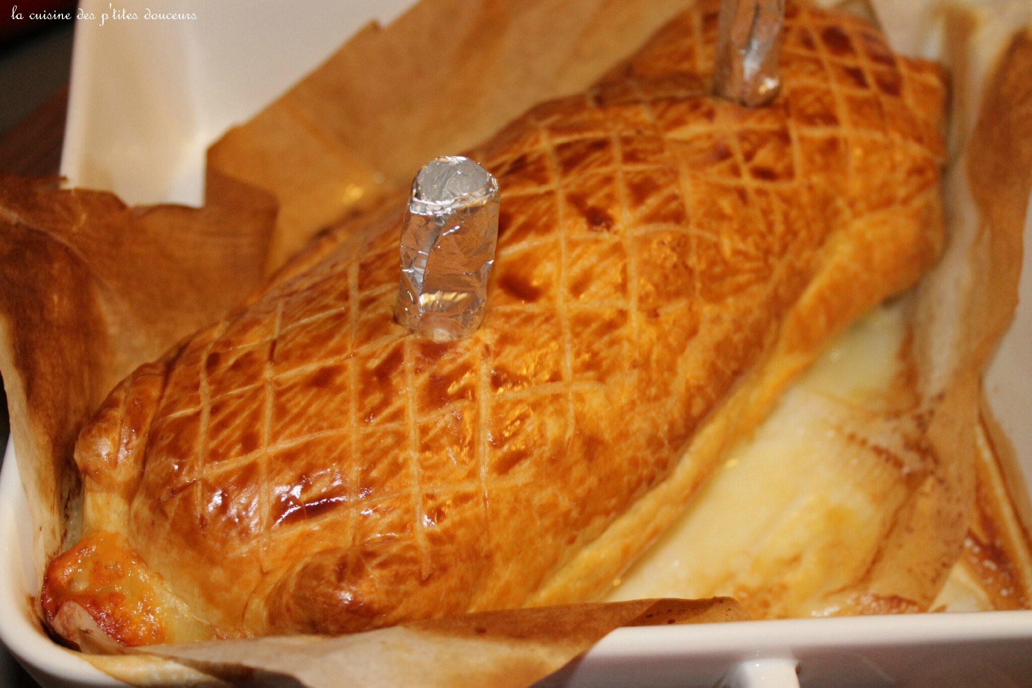 Le filet mignon en cro te de scarlet rose la cuisine des p 39 tites douceurs - Filet mignon en croute jambon ...