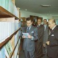 Rabat, May 03, 2006 - HRH Prince Moulay Rachid inaugurated new headquarters of the Islamic, Educational, Scientific and Cultural organisation (ISESCO)