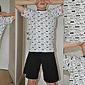 Un pyjama d'été pour nathan