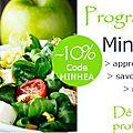 Programme minceur protéiné 10%