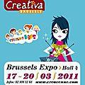 2011 Creativa Bruxelles