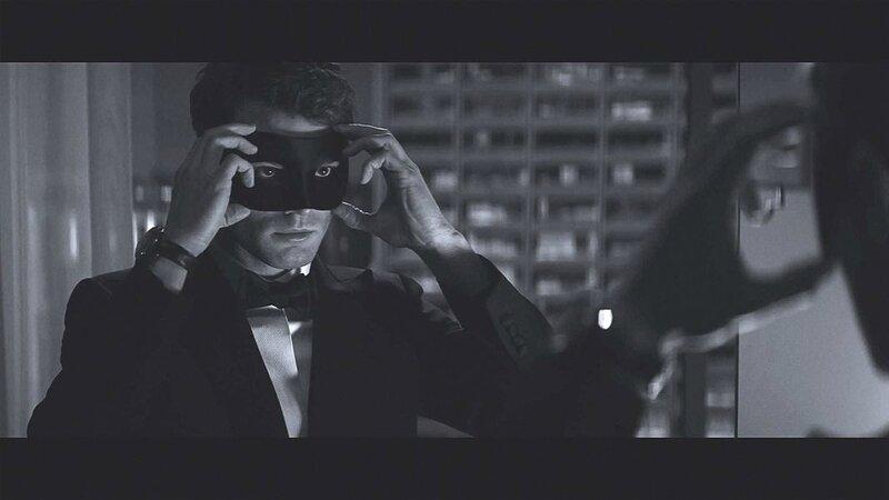 Jamie Dornan dans le rôle de : Christian Grey