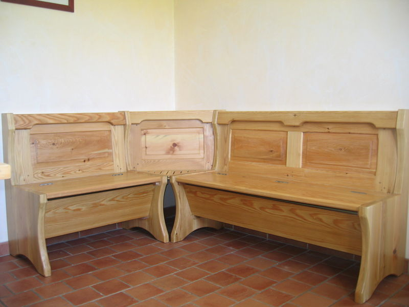 Customiser banquette en bois - Customiser un lit en bois ...
