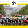 Tour de france à paris