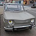 Renault 8 major (1964-1965)