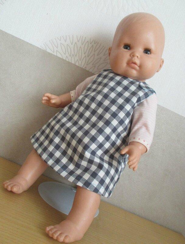 couture poupée robe tuto