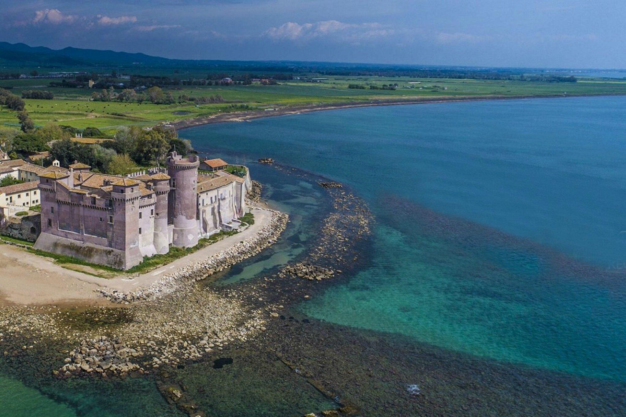 Le château de Santa Severa