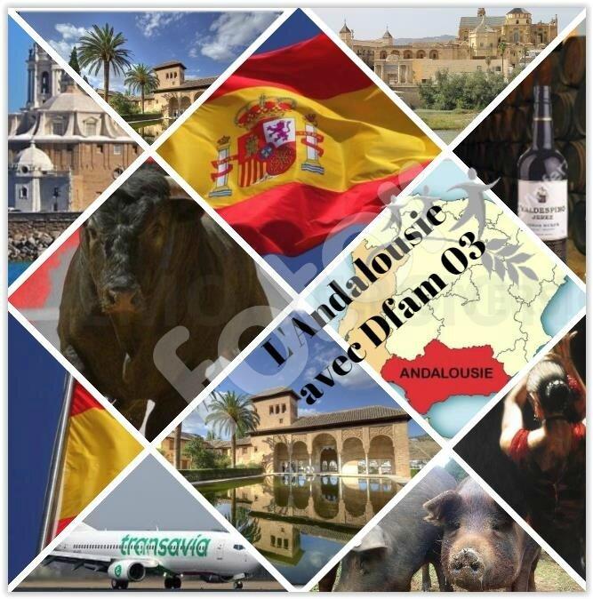 Andalousie avec les bergères d'Extremadure Fantastico! 49 inscriptions déjà ! Plus que 3 Inscriptions jusqu'au 12 mars 2018 !
