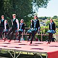 Bressuire-the-scot: celtic dancers in full swing