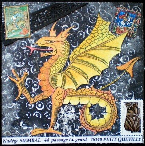 192~Dragon pour Zibline