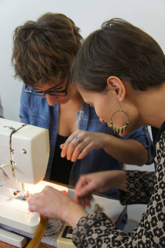Stage de couture à Albi