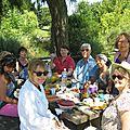 Juillet 2014 Sortie sur le motif Parc Robert Ballanger