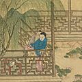 Twenty-nine erotic paintings. qing dynasty, 18th-19th century