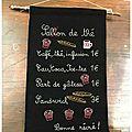 J-10 : salon de thé & pique-nique