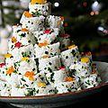 Sapin en sushi