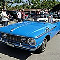 Plymouth fury convertible-1962