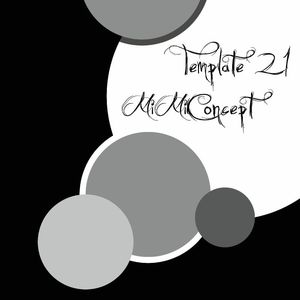 MiMiConcept- Template 21