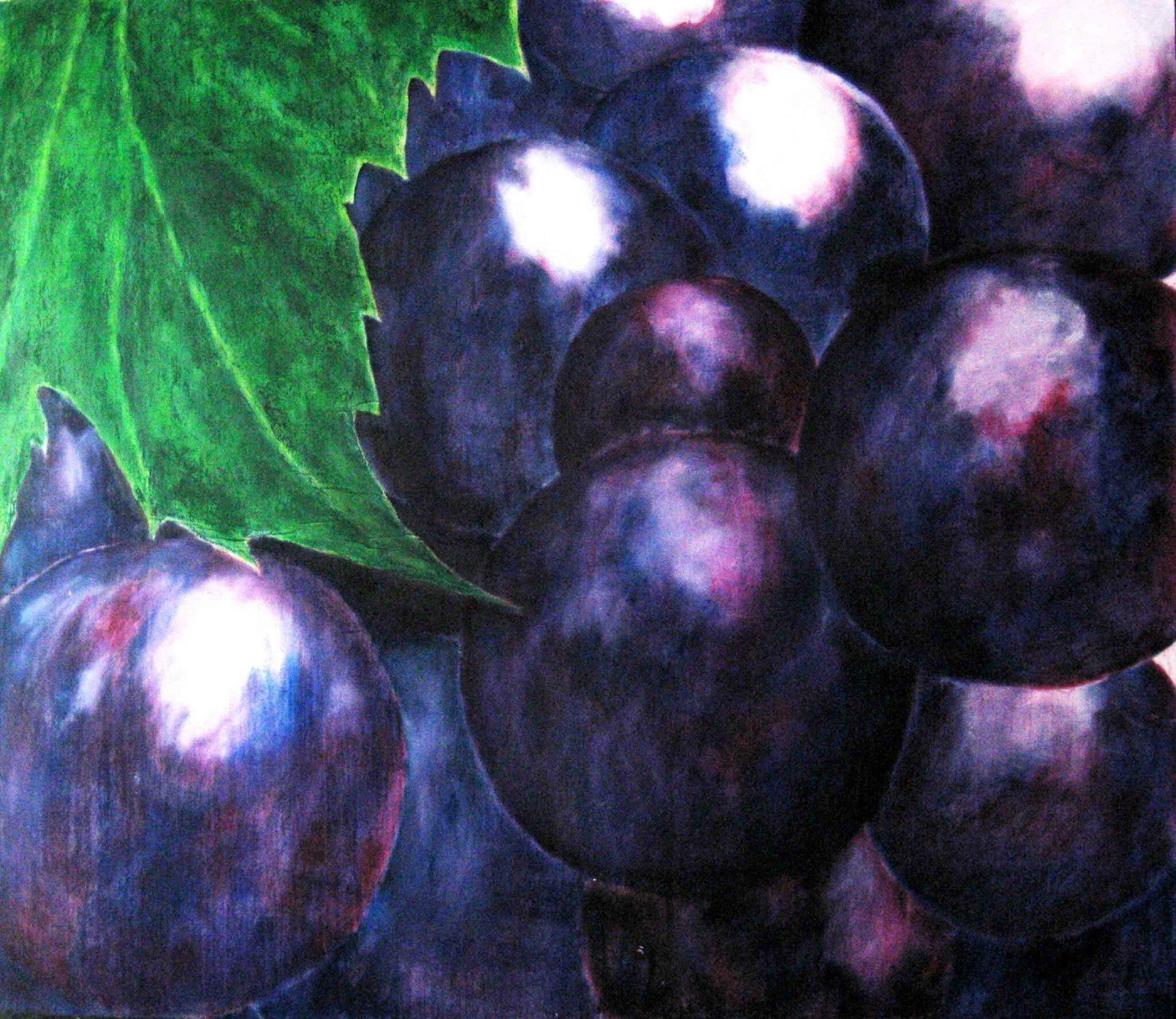 Gros raisins leger