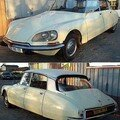 CITROEN - DS 21 super 5 - 1972