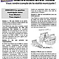 Lettre citoyenne d'information n°7