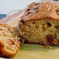Cake apéro à l'italienne