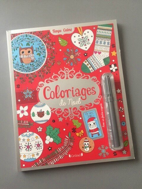 coloriages de noel 7