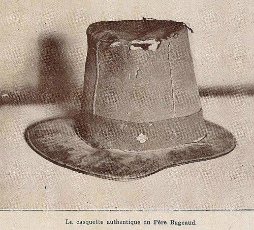 casquette Bugeaud