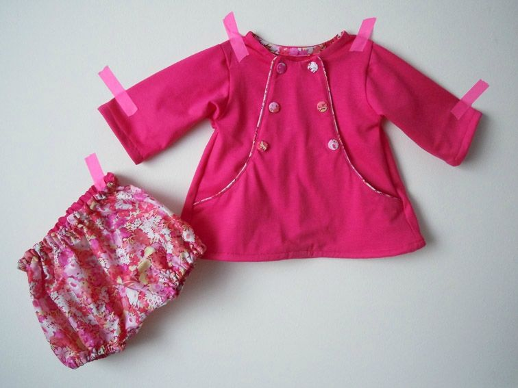 Tenue Junebug Dress-bloomer3M 1-1