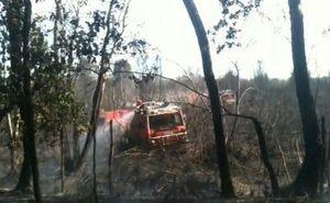 4 Incendie Lacanau