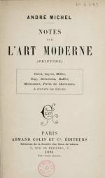 André Michel couv