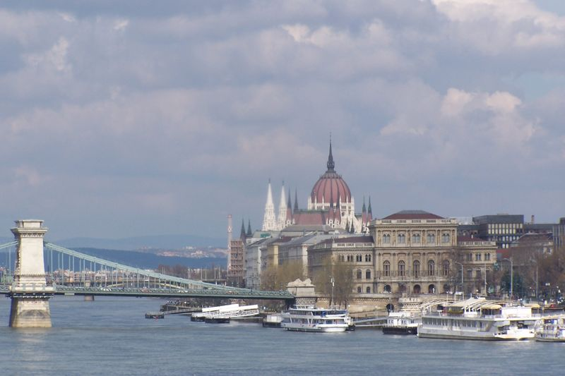 Budapest Mars 2008