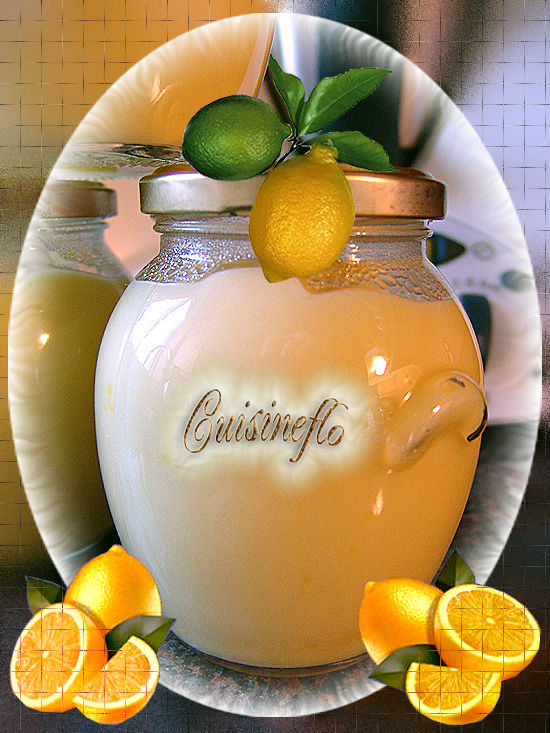 Lemon curd de Cuisineflo