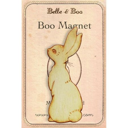 belle and boo magnet1