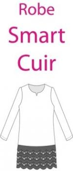 Made In Me Couture - Robe Smart Cuir