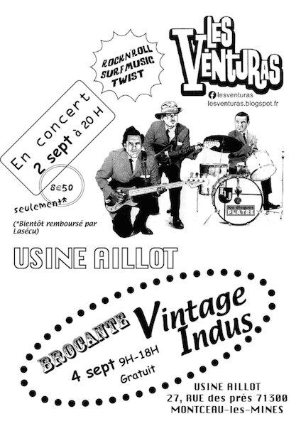 affiche les venturas+vintage-web