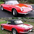 FERRARI - 330 GTS Cabriolet - 1967