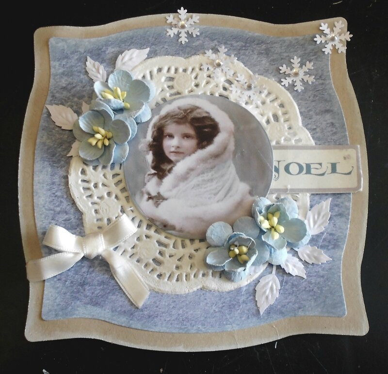 cardlift secret love shabby chic