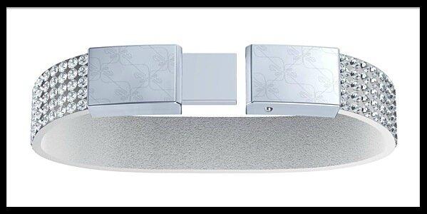 bracelet cl usb vilja swarovski le blog de moon. Black Bedroom Furniture Sets. Home Design Ideas