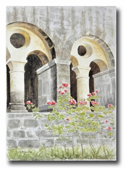 32 AQ Abbaye Thoronet