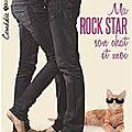 Ma rock star son chat et moi de juliette duval