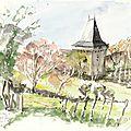 Chateau d' Aubigné