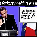 Pourquoi Nicolas Sarkozy ne s'est-il pas encore dclar officiellement candidat ? Son explication...