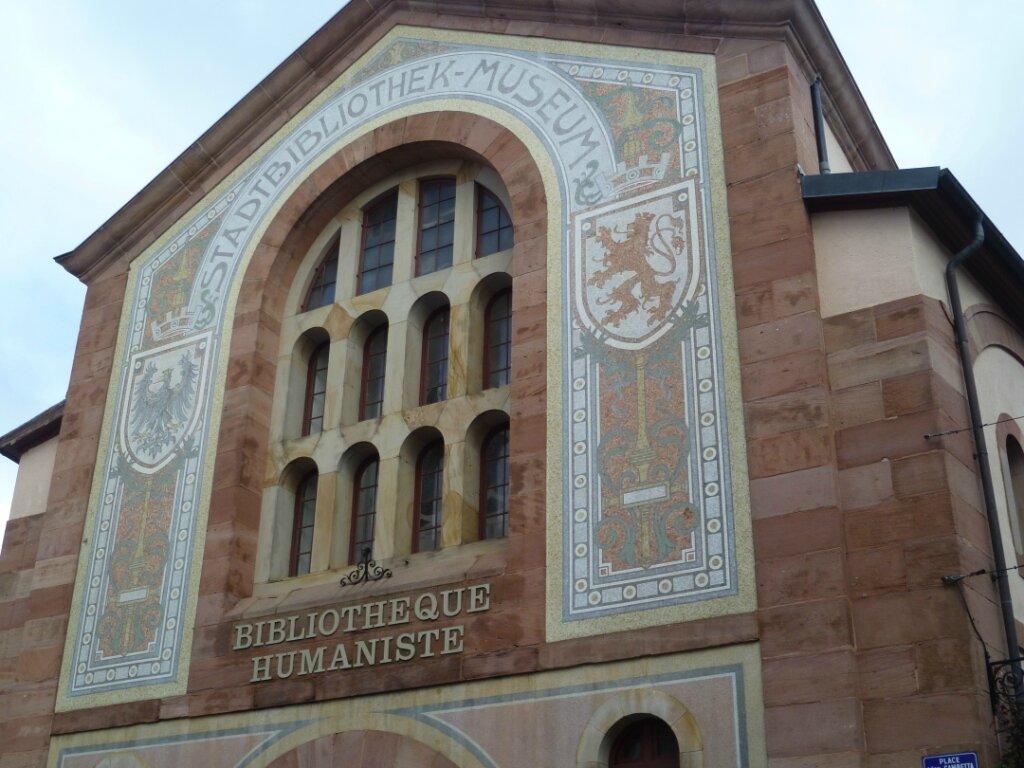 bibliothèque Humaniste2