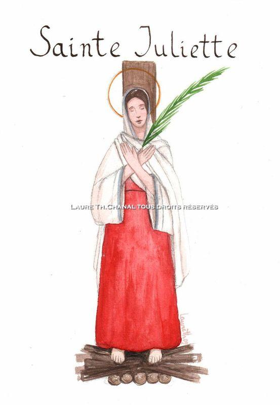 Sainte Juliette