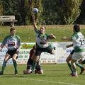 Rugby : cas gerzat - sca cusset ( reserve )