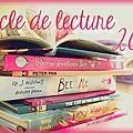 Cercle de lecture ronde 11 - juillet/août 2013