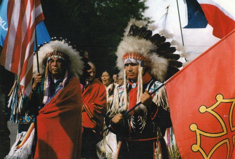 Kiowas en Occitania