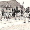 012 Prise d'Armes au QN 14-07-1973