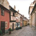 PRAGUE Hradcany - Ruelle d'Or